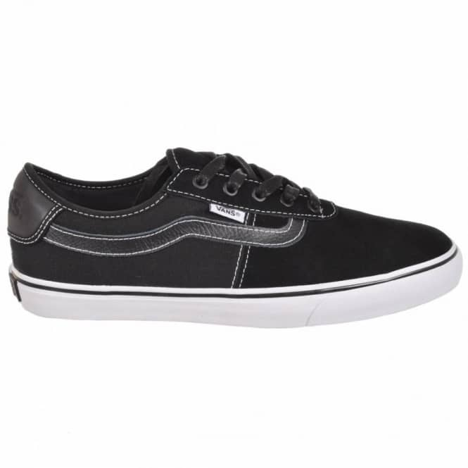 Vans Rowley SPV Black/White Skate Shoes