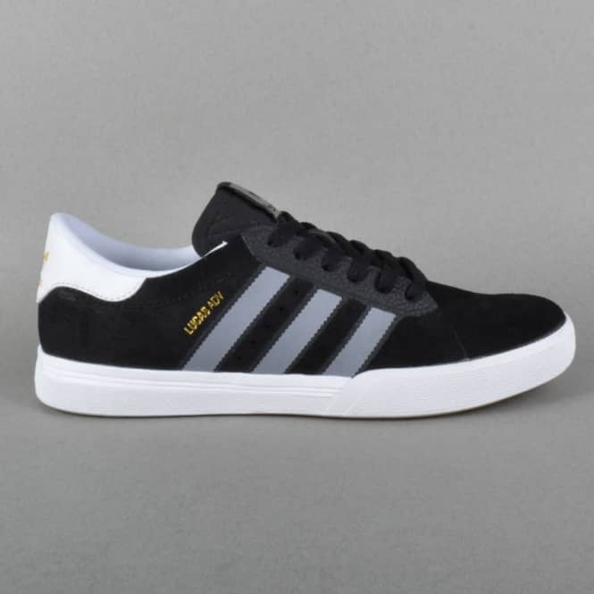Lucas ADV Skateboard Shoes - Core Black/Grey/FTW White