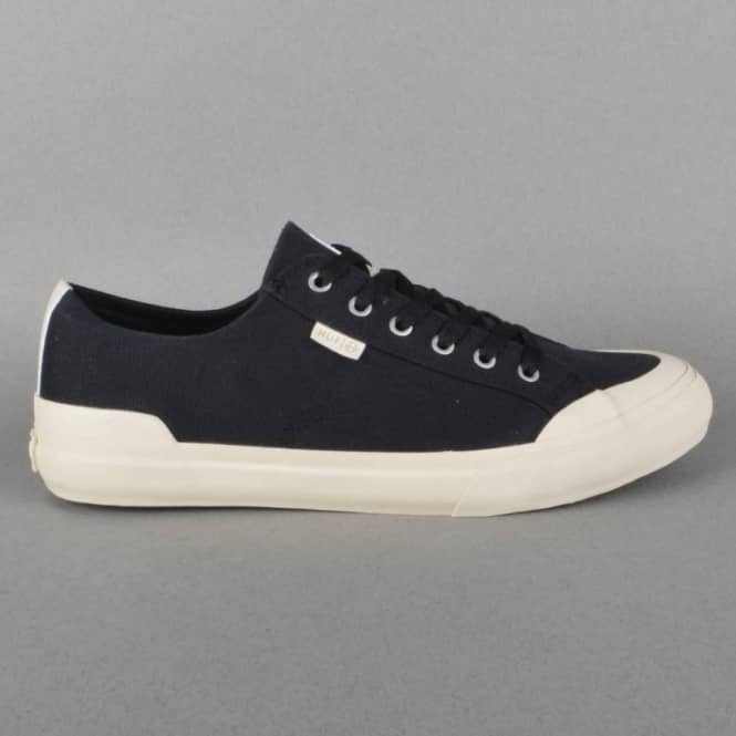 Classic Lo Canvas Skateboard Shoes - Black