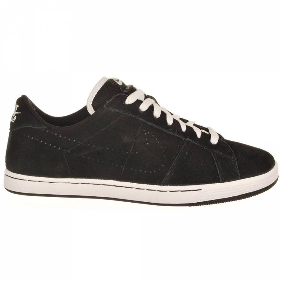 nike zoom classic sb black black skate shoes mens