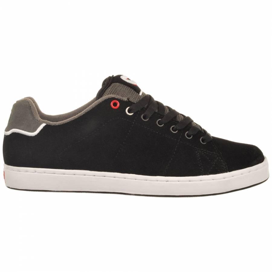 dvs gavin 2 chicolate black suade skate shoes mens