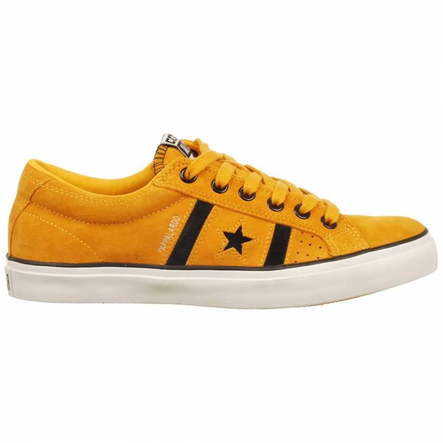 Converse Cons Pappalardo OX Gold Skate Shoes - Mens ...
