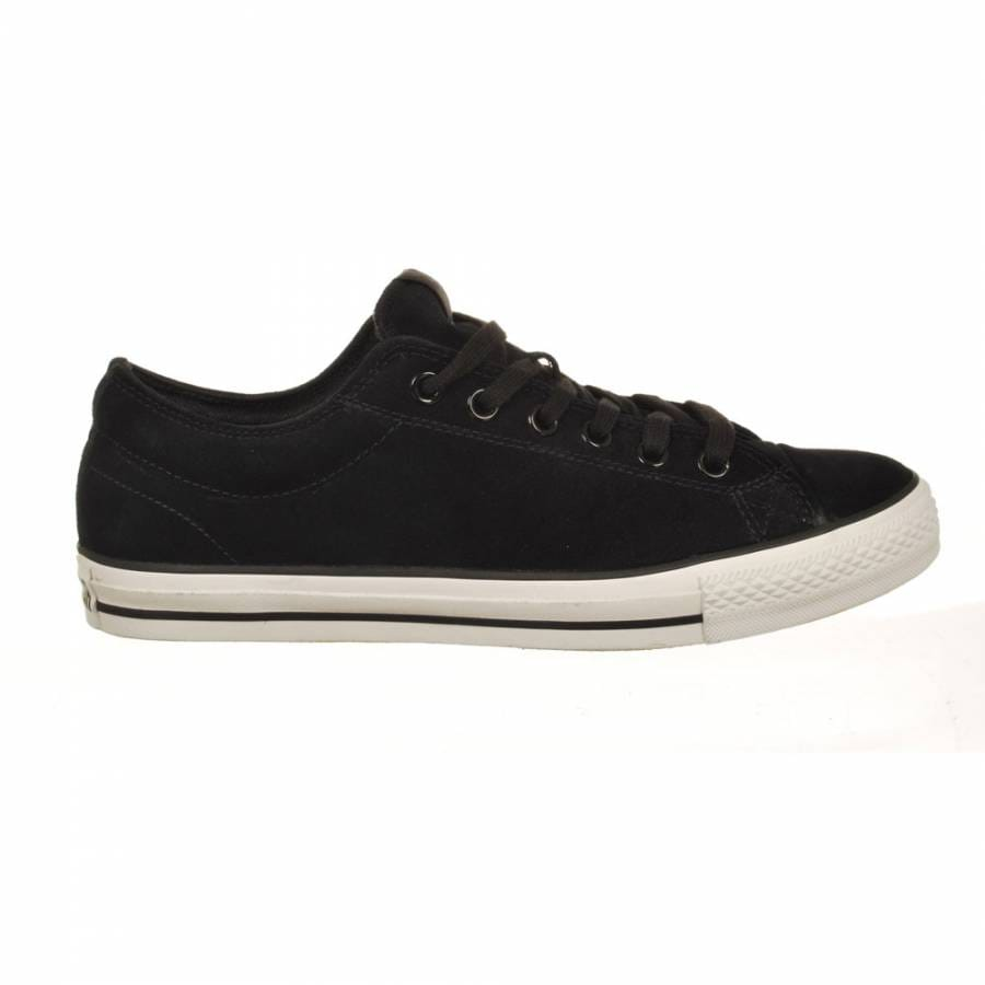 Converse Cons CTS OX Black/White Skate Shoes - Mens ...