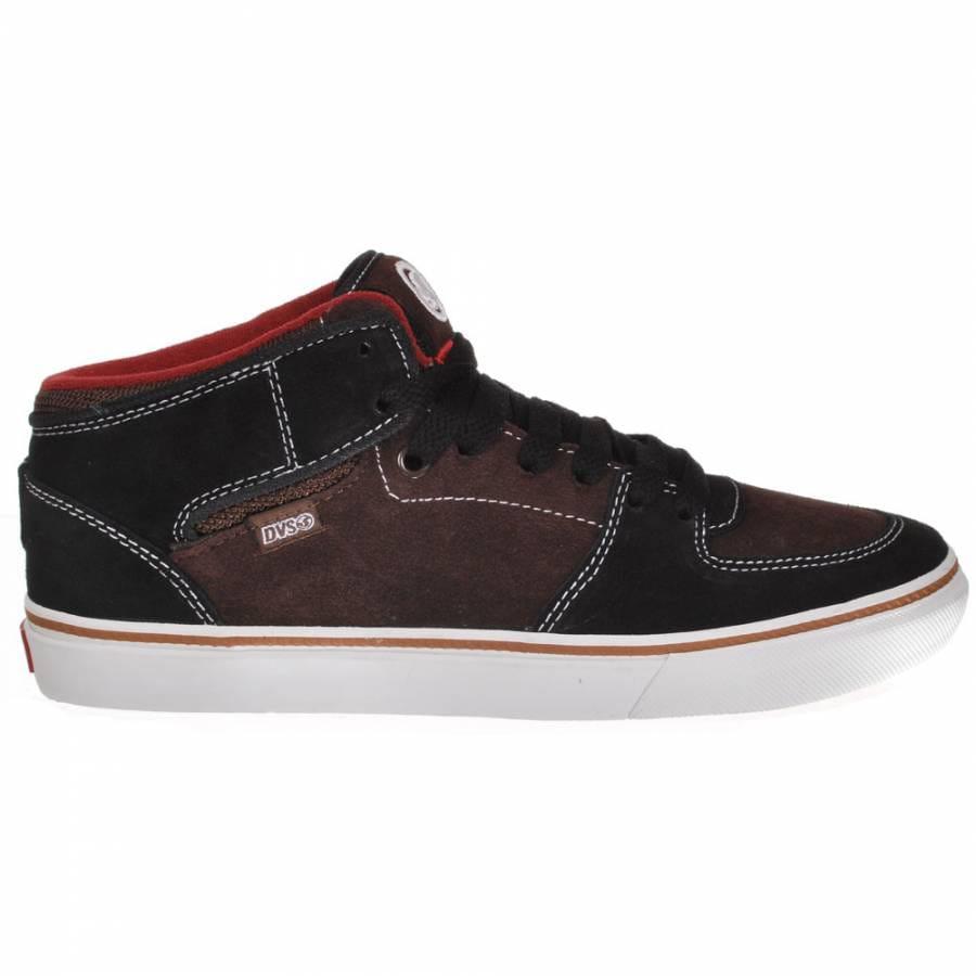 Black Skate Shoes Brown