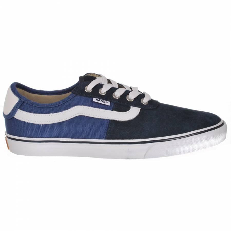 Vans Rowley Spv Navy Stv Skate Shoes Mens Skateboard From
