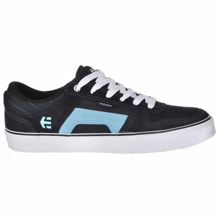 etnies rvs navy skate shoes