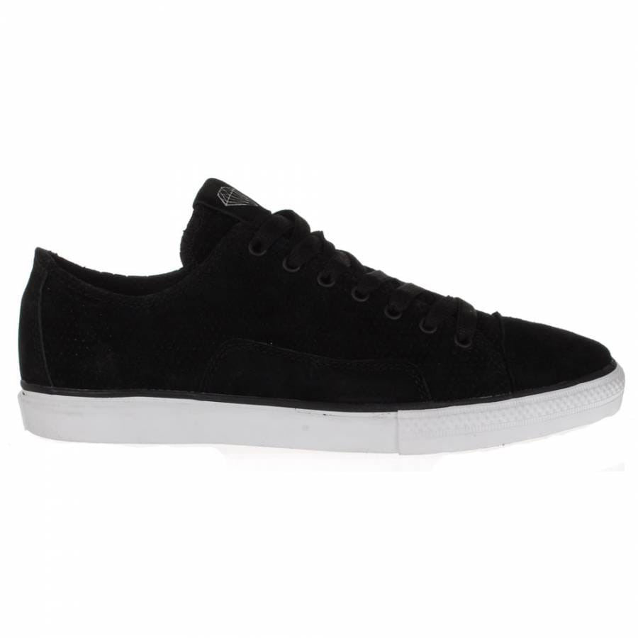 Diamond Supply Co. Brilliant Low Shoes - Black - Mens ... - photo#28