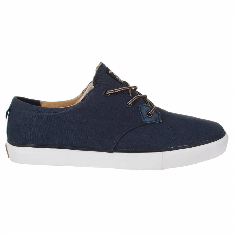 Diamond Supply Co. Lo-Cut Canvas Shoes - Navy - Mens ... - photo#8