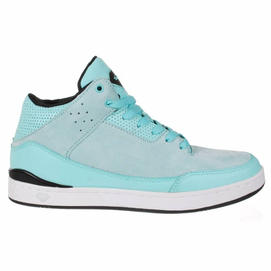 Diamond Supply Co. Marquise Shoes - Blue Suede - Mens ... - photo#18