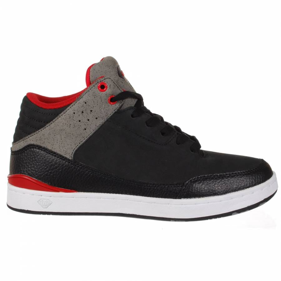 Diamond Supply Co. Marquise Shoes - Black - Mens ... - photo#4