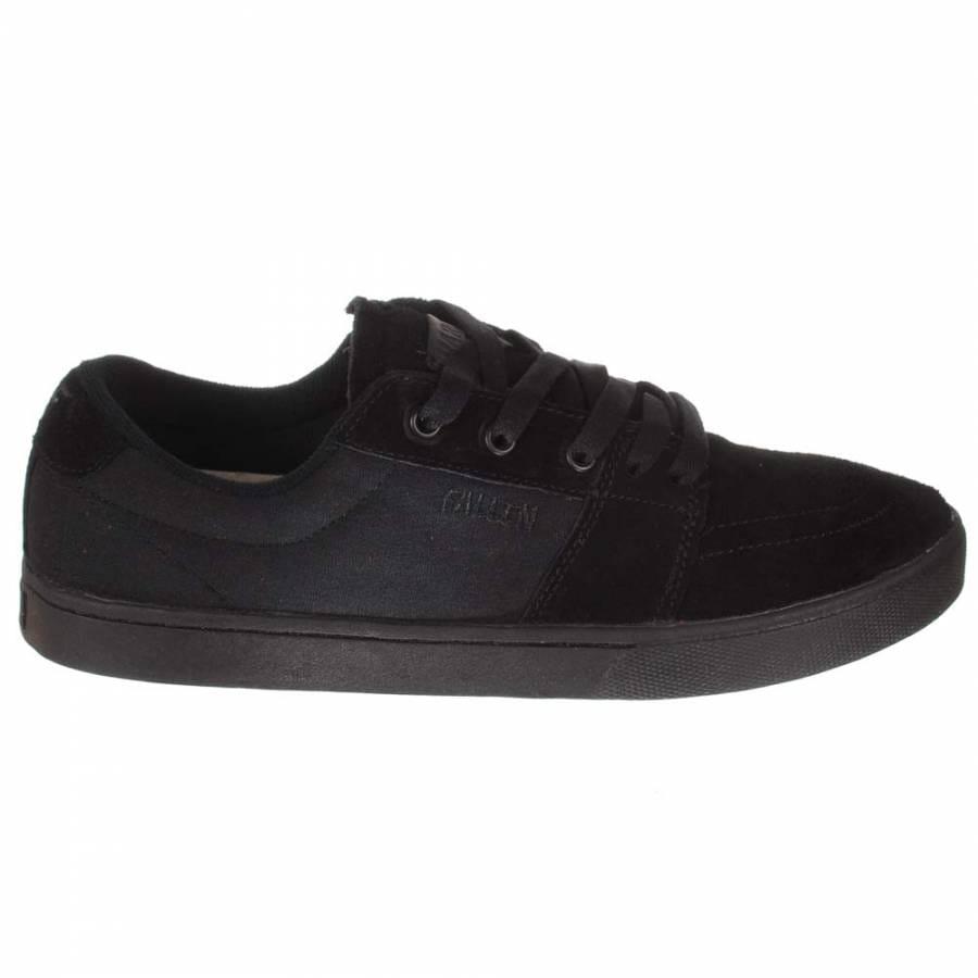 fallen rambler skate shoes black ops mens skateboard