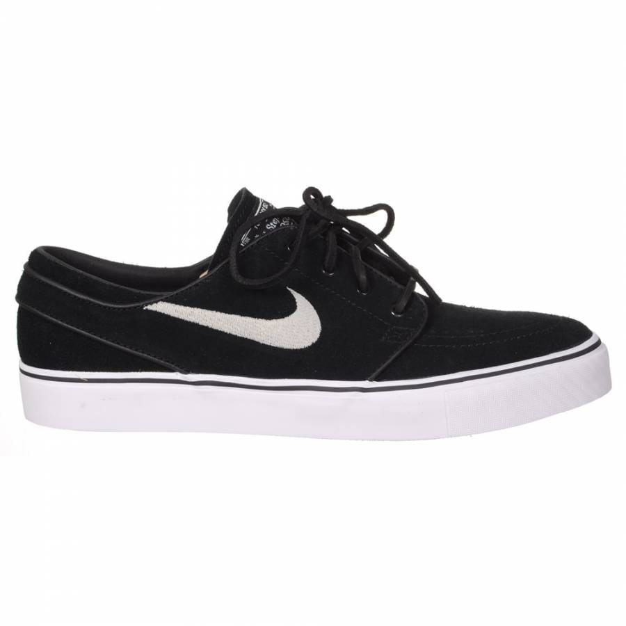 nike zoom stefan janoski sb skate shoes black black