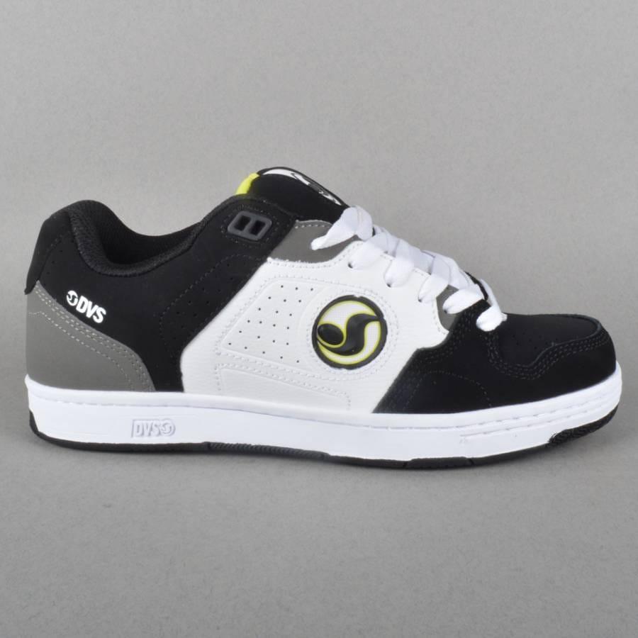 discord skateboard shoes black lime mens skateboard